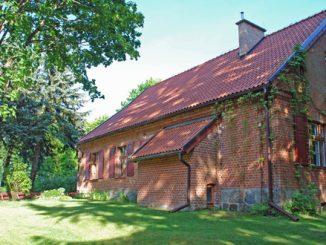 Die Försterei Seehorst (Pranie), Foto: © B.Jäger-Dabek