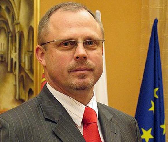 Jacek Protas, Marshall der Woiwodschaft Ermland-Masuren, Foto: Marcin Galibarczyk, CC-BY-SA-3.0