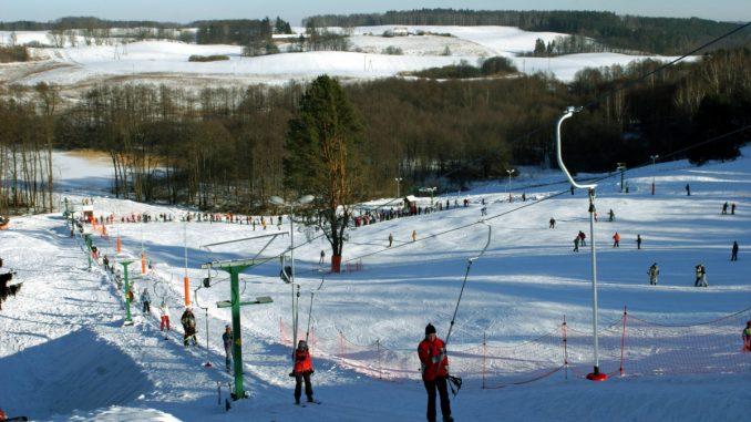 Skilaufen in Ermland und Masuren,Foto: Polen travel, Witold Mierzejewski