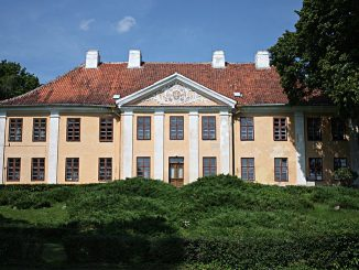 Smolajny, Sommerschloss der ermländischen Bischöfe