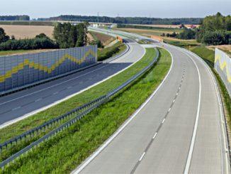 Der Bau der S7 geht weiter, Foto © Presseabteilung www.strabag.pl