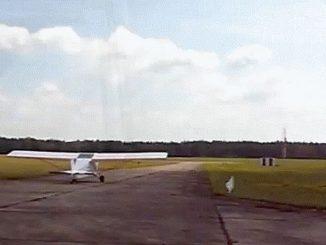 Flugplatz Szymany in Masuren, Foto: B.Jäger-Dabek