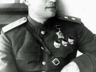 General Iwan Danilowitsch Tschernjachowski, Foto: gemeinfrei