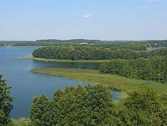 Wigry Nationalpark Polen