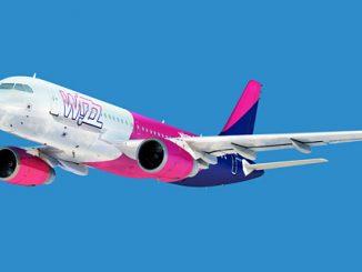 Wizz Air Airbus A 320, Foto: Pressematerial Wizz Air