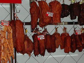 Begehrte polnische Wurstawaren, Foto: gemeinfrei